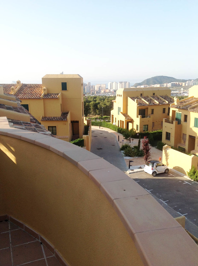 Townhouse 2 km from Benidorm 12650