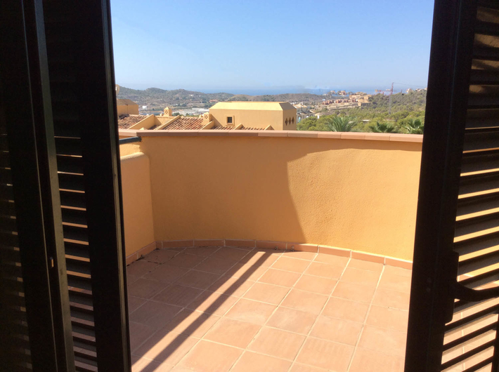 Townhouse 2 km from Benidorm 12654