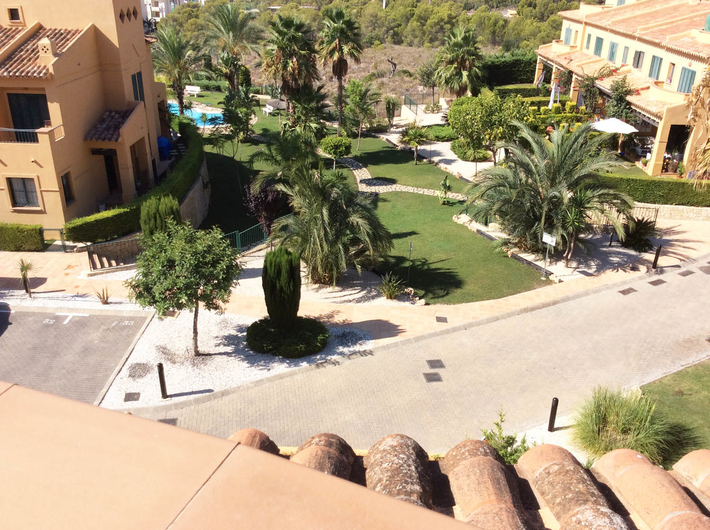 Townhouse 2 km from Benidorm 12658