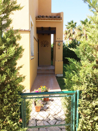 Townhouse 2 km from Benidorm 12681