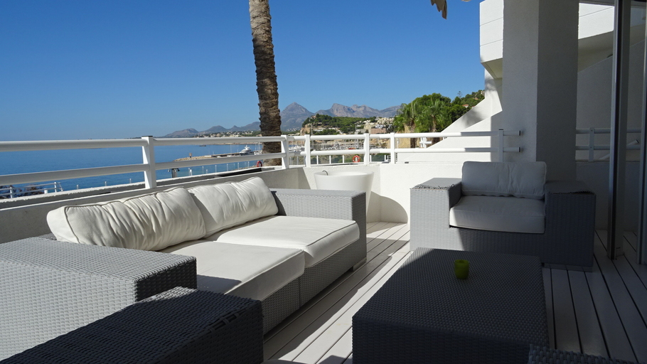 Apartments in Altea, Maskarat. 12852