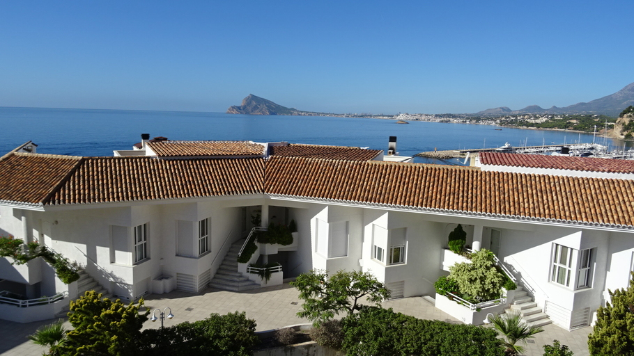 Apartments in Altea, Maskarat. 12856