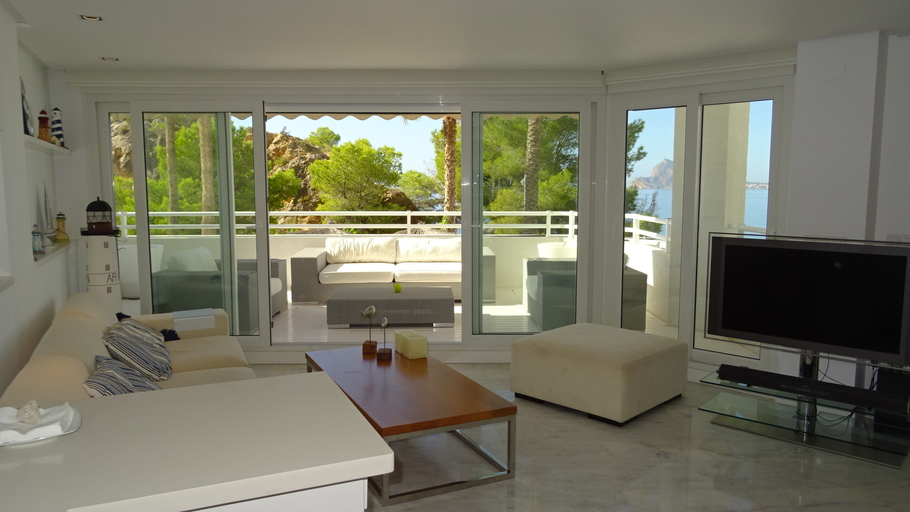 Apartments in Altea, Maskarat. 12862