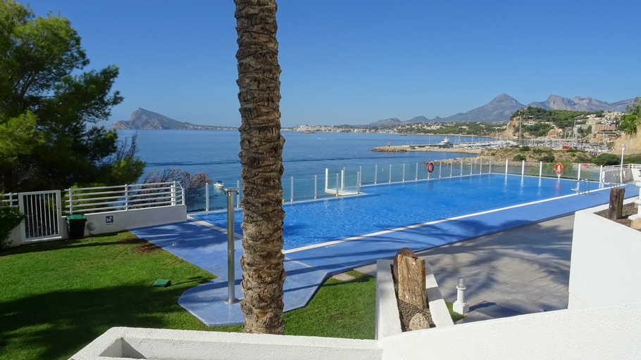 Apartments in Altea, Maskarat. 12875