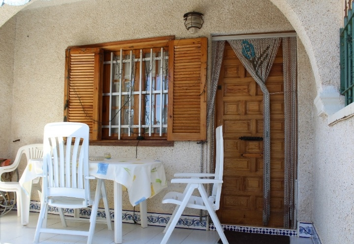 Bungalow in Santa Pola with Sea View 13807