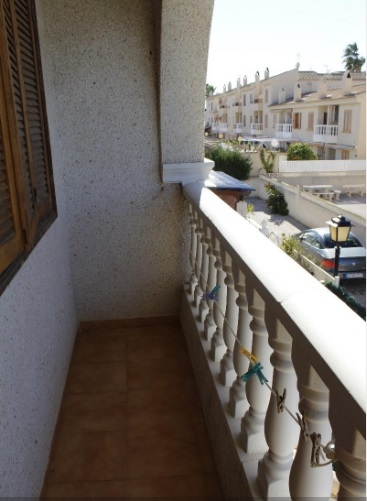 Bungalow in Santa Pola with Sea View 13814