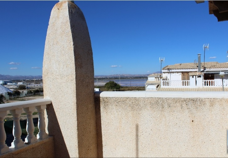 Bungalow in Santa Pola with Sea View 13820