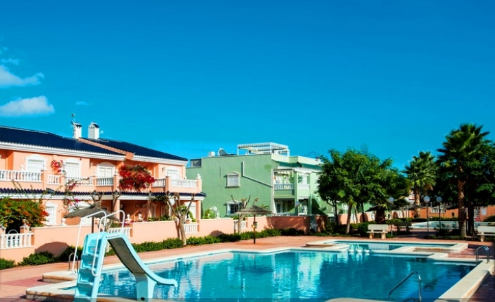 Apartments in Gran Alacant 13827