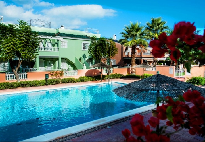 Apartments in Gran Alacant 13829
