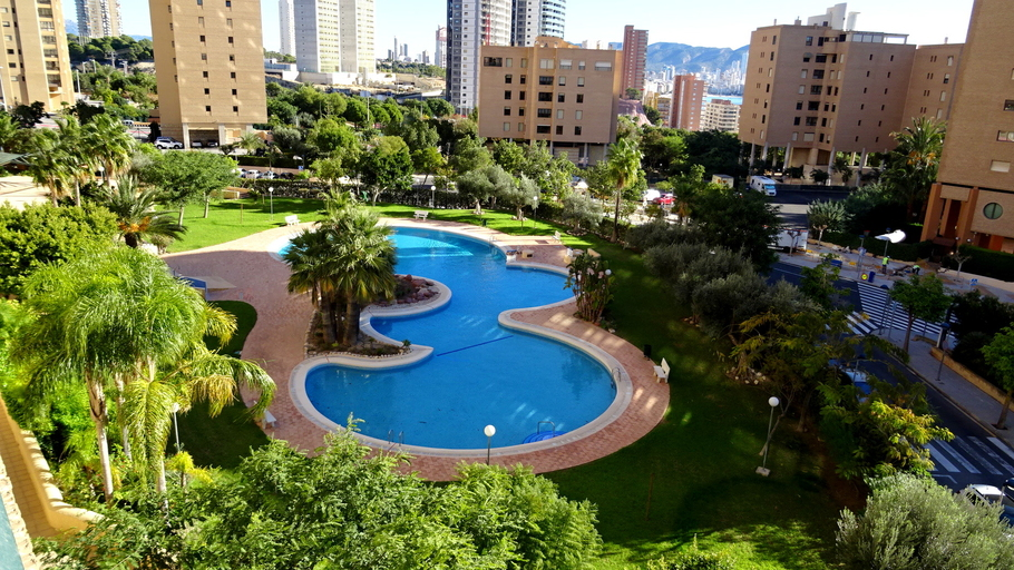 Apartment in Benidorm. 14091