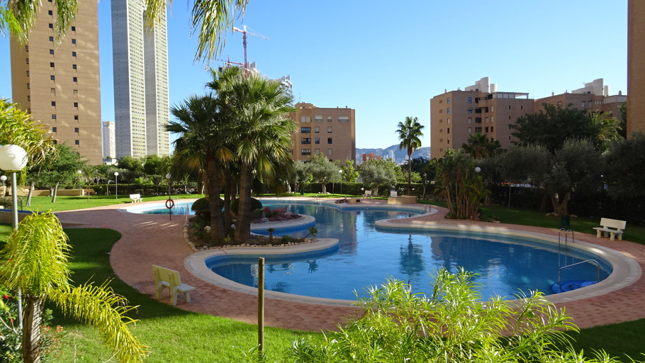 Apartment in Benidorm. 14120