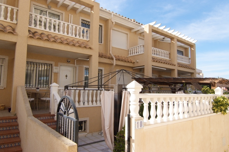 Duplex Apartment in Santa Pola 14563