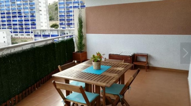 Apartments in Benidorm 15064
