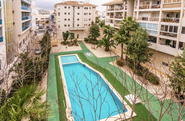 Apartment in Albir 15594