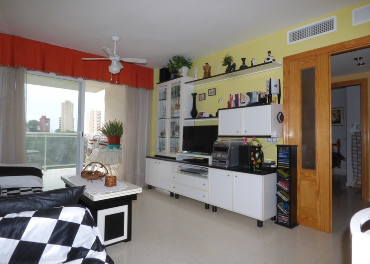 Apartments in Benidorm 16000