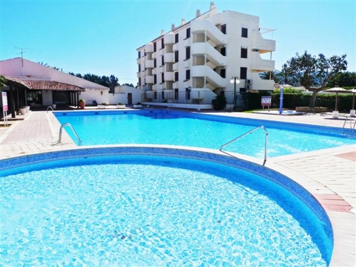 Apartment next to one of the best beaches in Denia. 16567