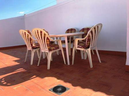Apartment in Las Marinas beach area, urbanization with pool and parking. 16599
